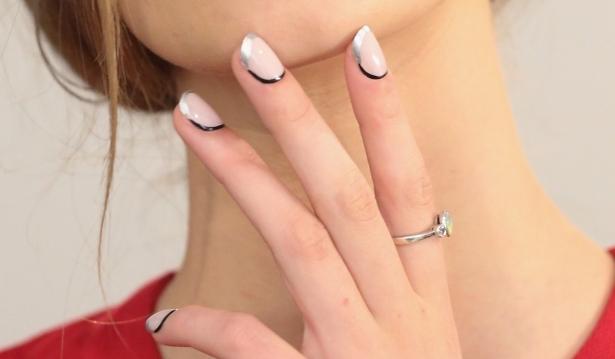 Секс накрашенные ногти 15 фотография