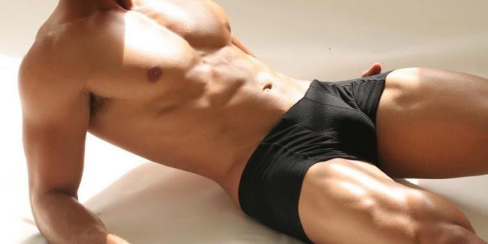 мужской торс фото