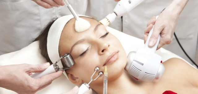 Эффективные косметические процедуры для лица