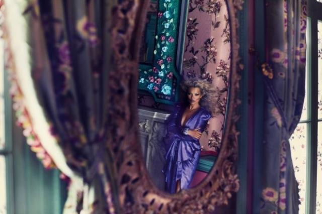 Кейт Мосс новая фотосессия