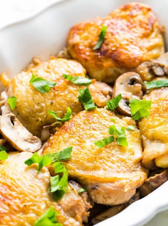 рецепт курицы запеченного в духовке