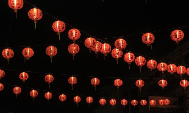 китайский новый год дата
