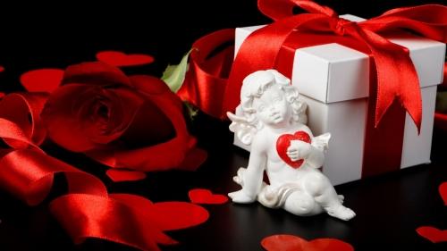 Подарок мужу на День святого Валентина