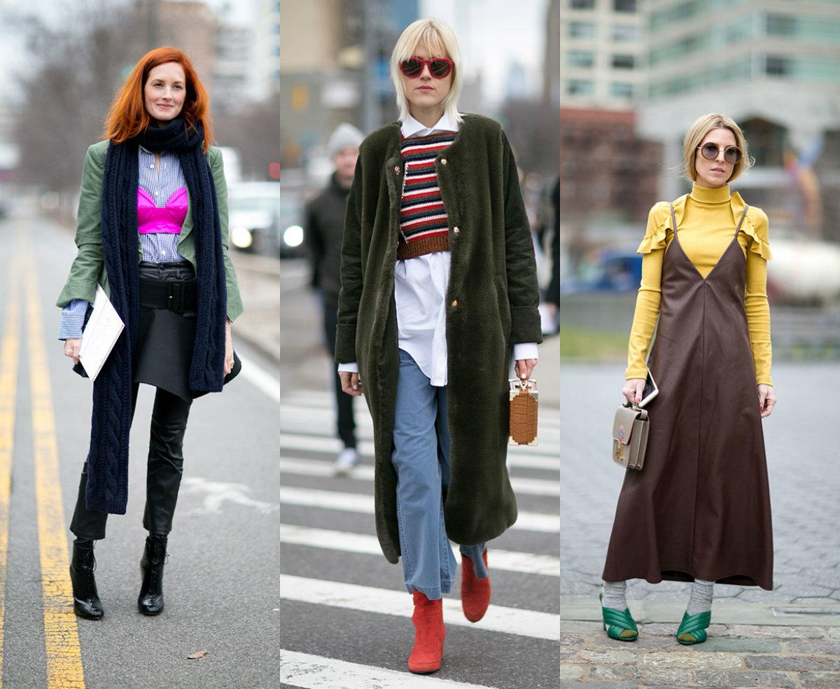Streetstyle: Неделя моды в Нью-Йорке. Часть 3