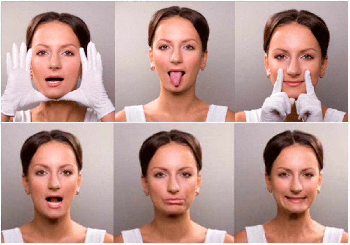 Как сделать убрать лицо на