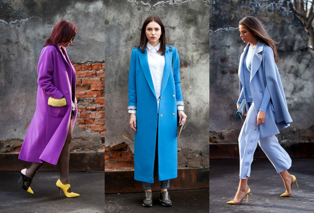 Street style: гости Недели моды в Украине