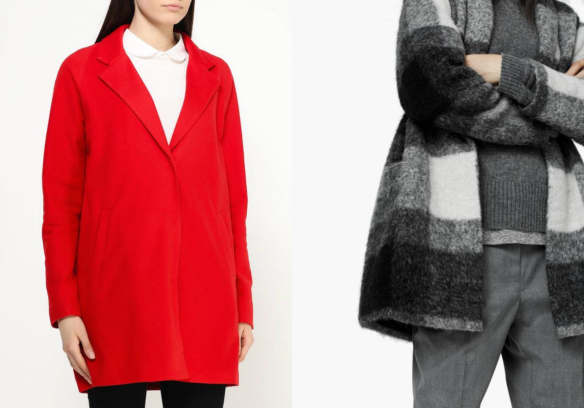 Где купить демисезонное пальто