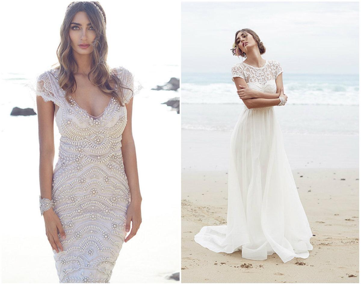 Свадебное платье примерить онлайн