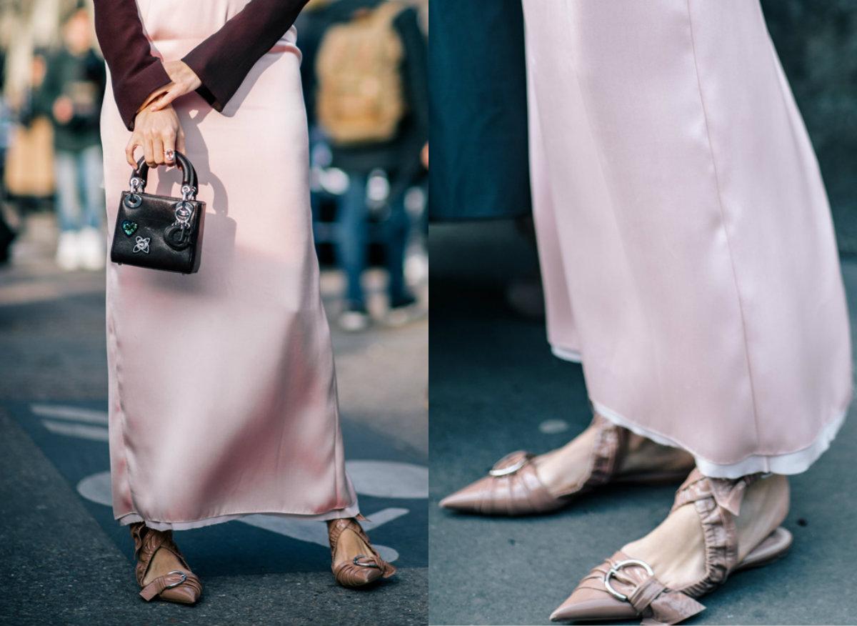 Длинный нос: модная обувь весны 2016 с длинным и остром носом