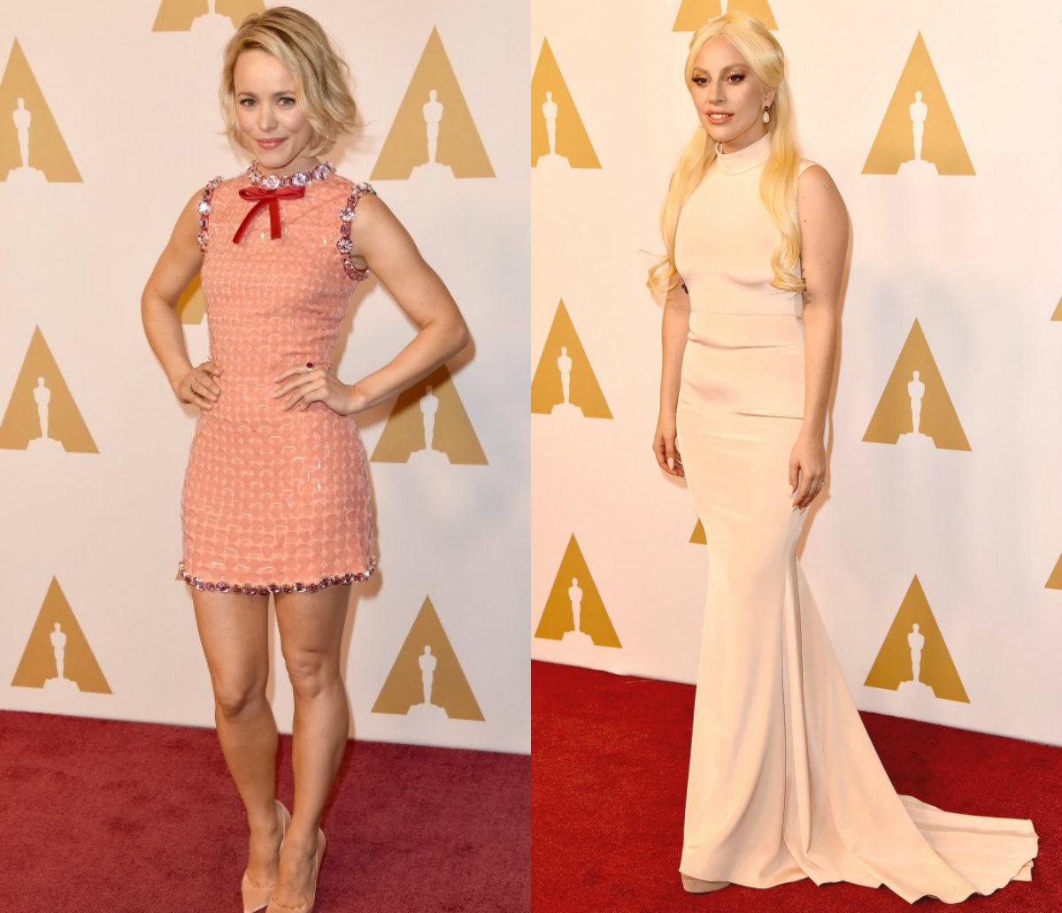 Номинанты на «Оскар-2016»: лучшие наряды на ланче в Беверли-Хиллз