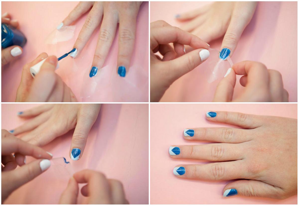 Как сделать чтобы ногти быстрее высохли