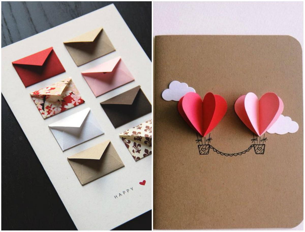 Как сделать открытку с днем рождения для мамы своими руками из бумаги фото 474