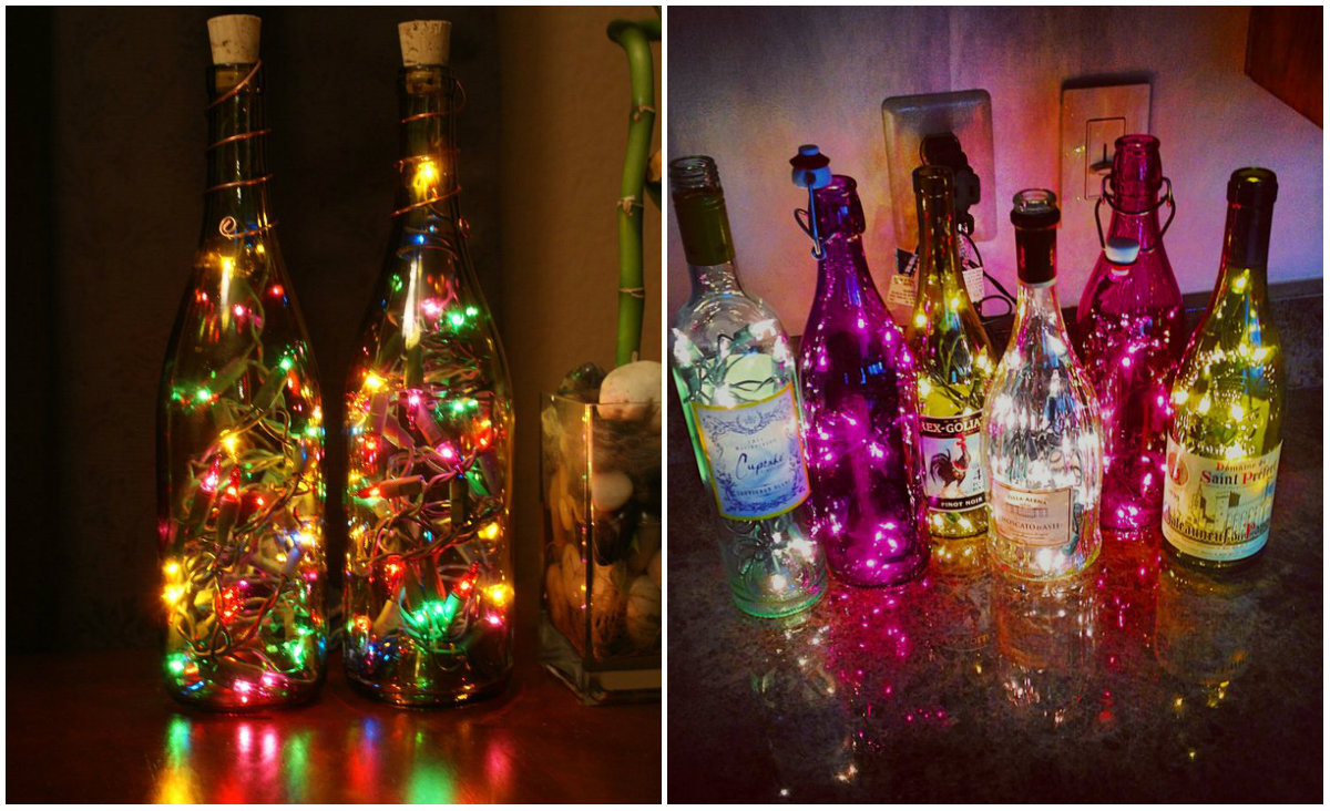 Новогодние идеи декора 2016 своими руками фото