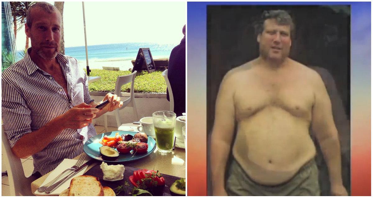как похудеть мужчине видео