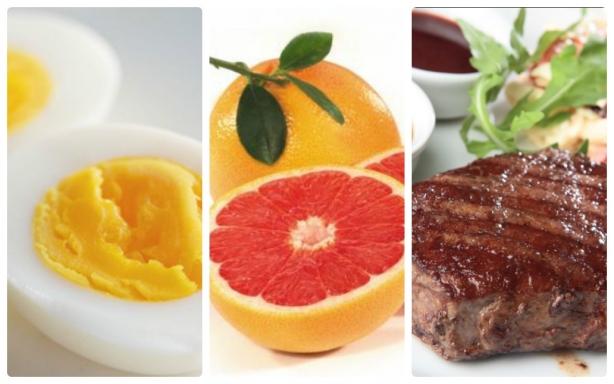 что относится к белковым продуктам для похудения