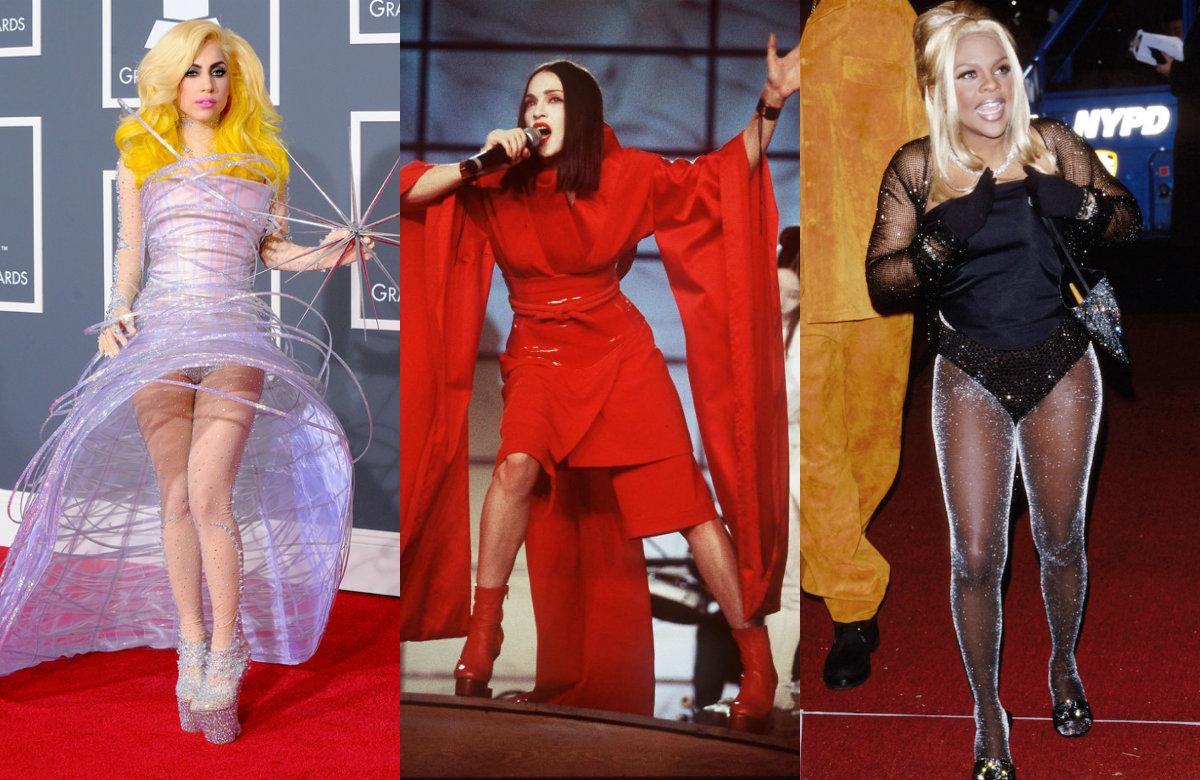 В ожидании «Грэмми-2016»: самые скандальные платья церемонии