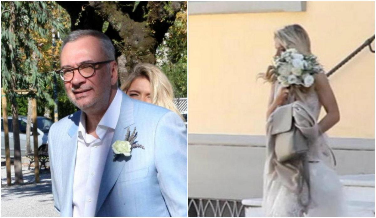 Меладзе константин и вера брежнева свадьба фото
