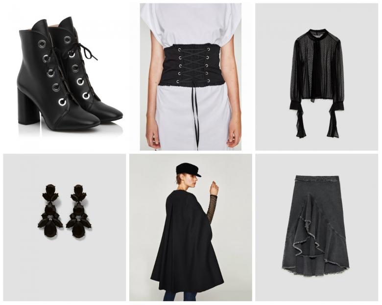 Как одеться на Хеллоуин 2017 фото