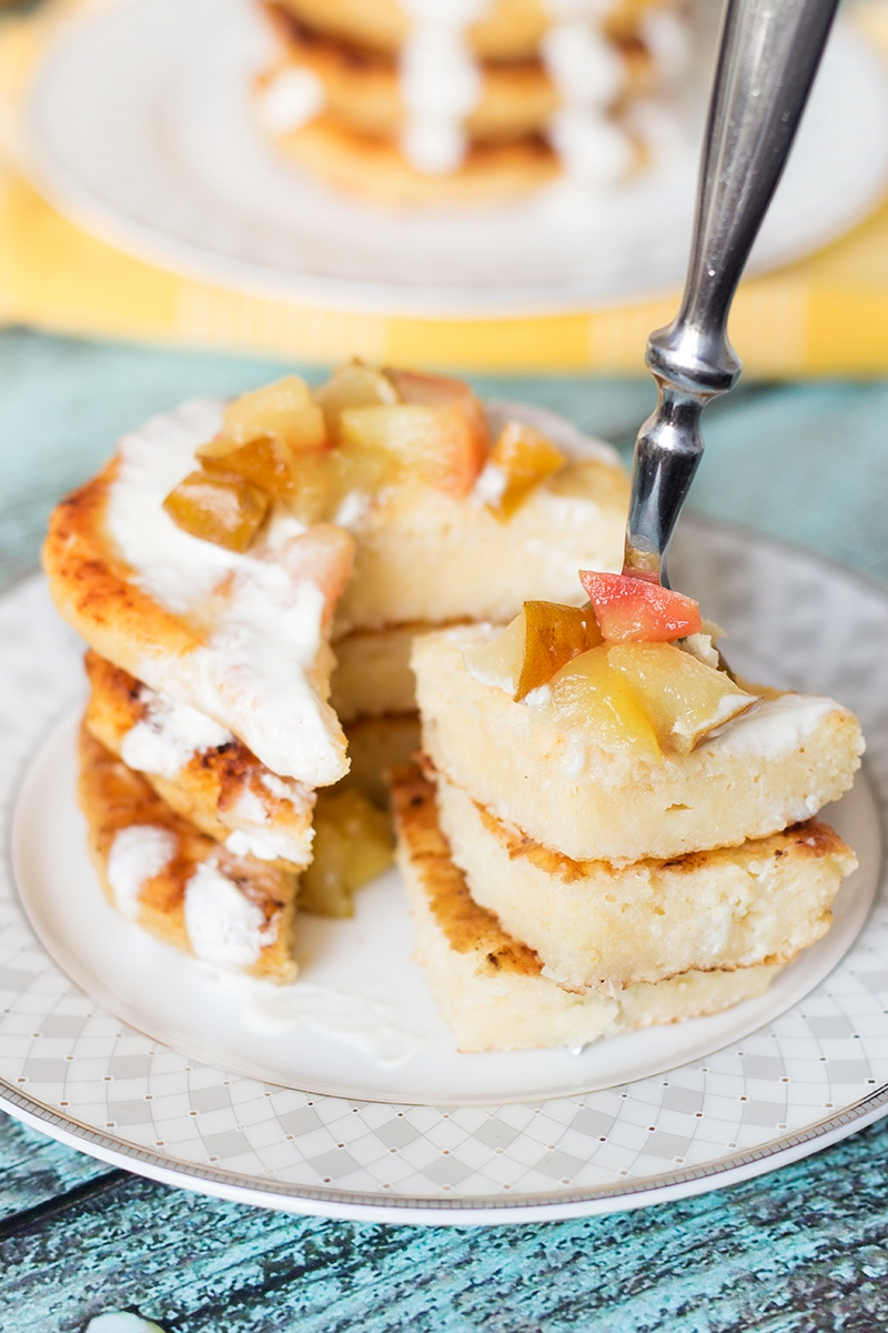 Сырники творожные с манкой рецепт классический