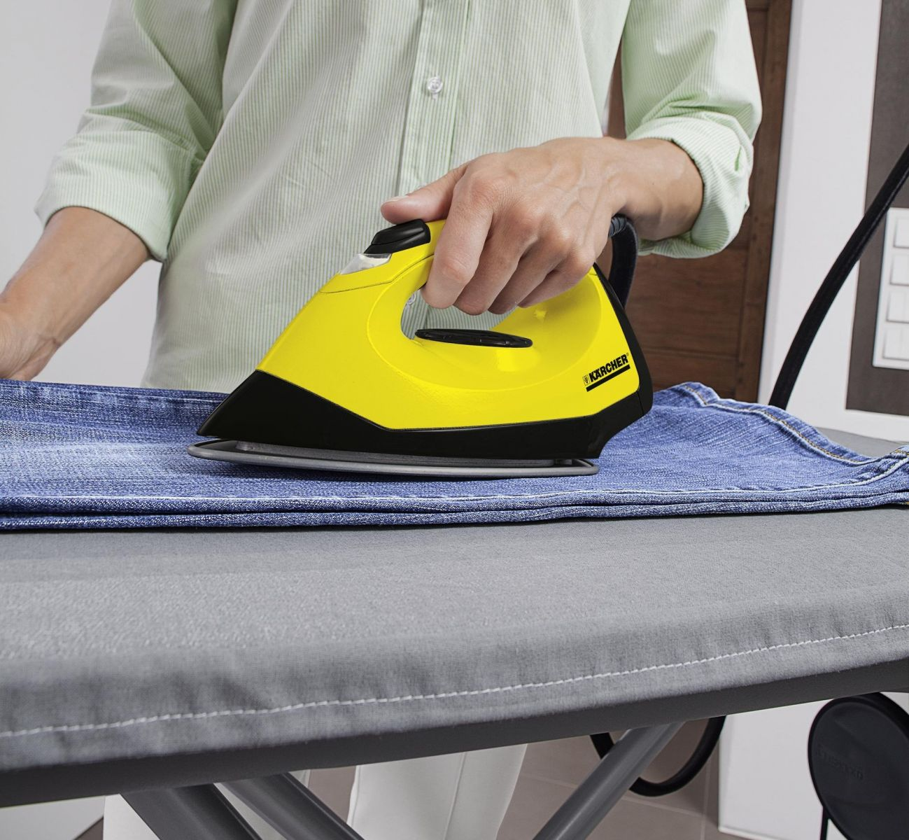 Как гладить мужские рубашки 6