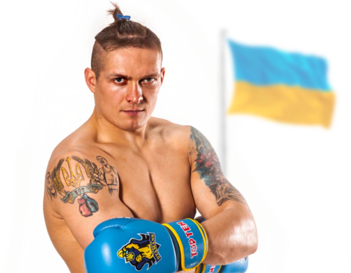 Украинский боксер резко ответил навопрос отом, чей Крым