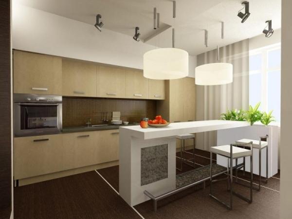 оформление интерьера кухним фото