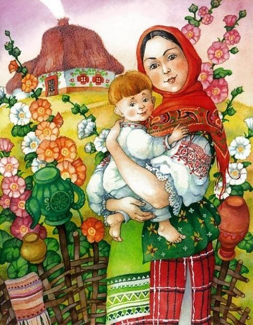 Календарь 2017 мамы шамана