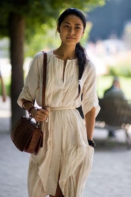 Тренд платье