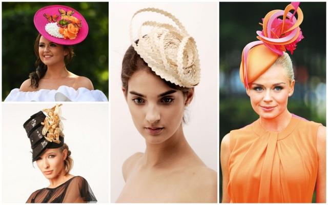 Шляпа на королевскиескачки