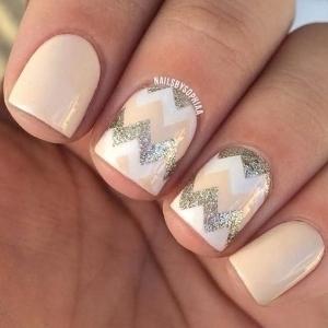 дизайн ногтей осень 2016 фото