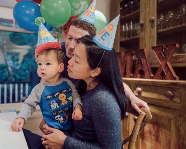 Марк Цукерберг поведал орождении 2-го ребенка