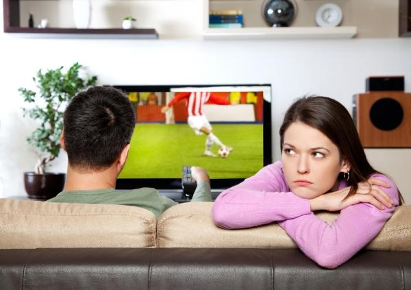 влюбилась в мужчину по телевизору такое белье подойдет
