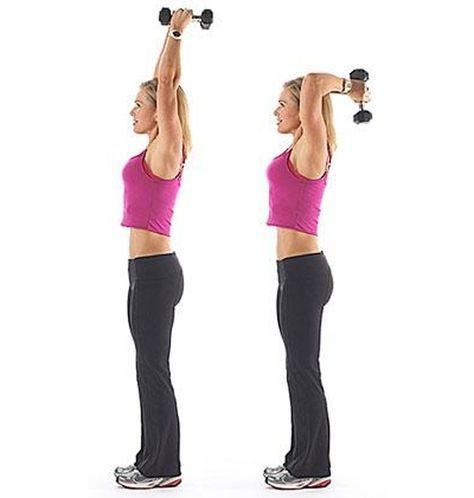 Упражнения для похудения видео под музыку
