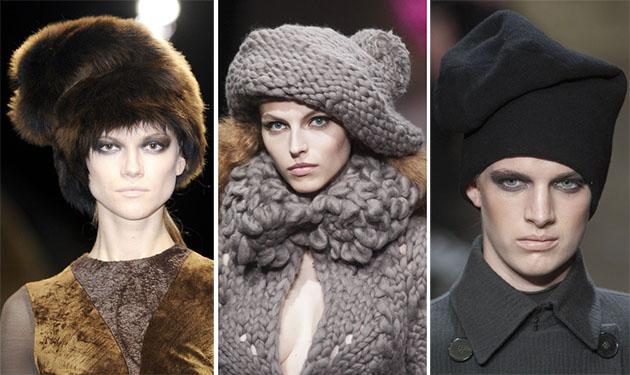 Вязаные шапки 2013 своими руками фото
