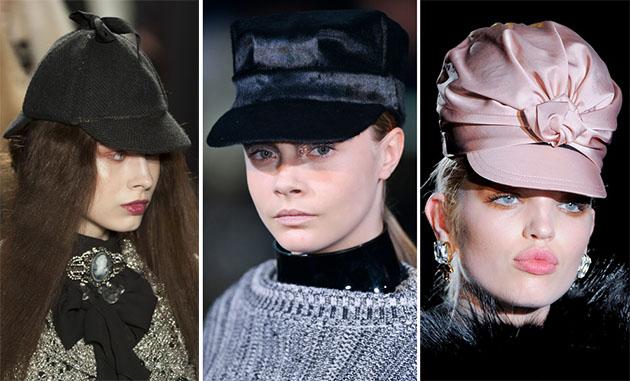 Модные шапки сезона осень зима 2013 2014