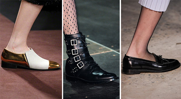 Модная Обувь 2014 Зима