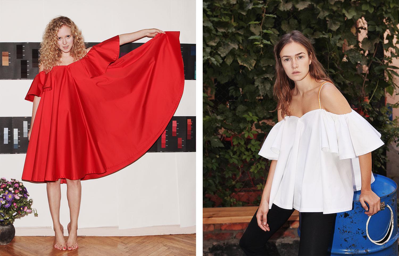 Лучший дизайнер года: самые крутые вещи Anna October