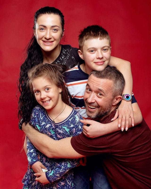 Семья Бабкиных