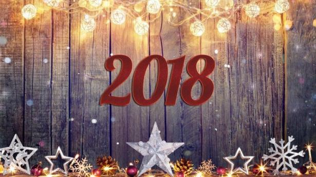 тосты на новый год 2018 прикольные короткие