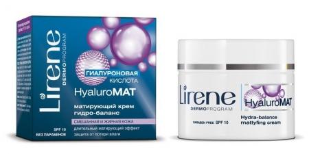 HyaluroMat Cream, Lirene