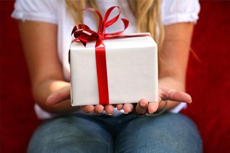 что подарить на день валентина любимому