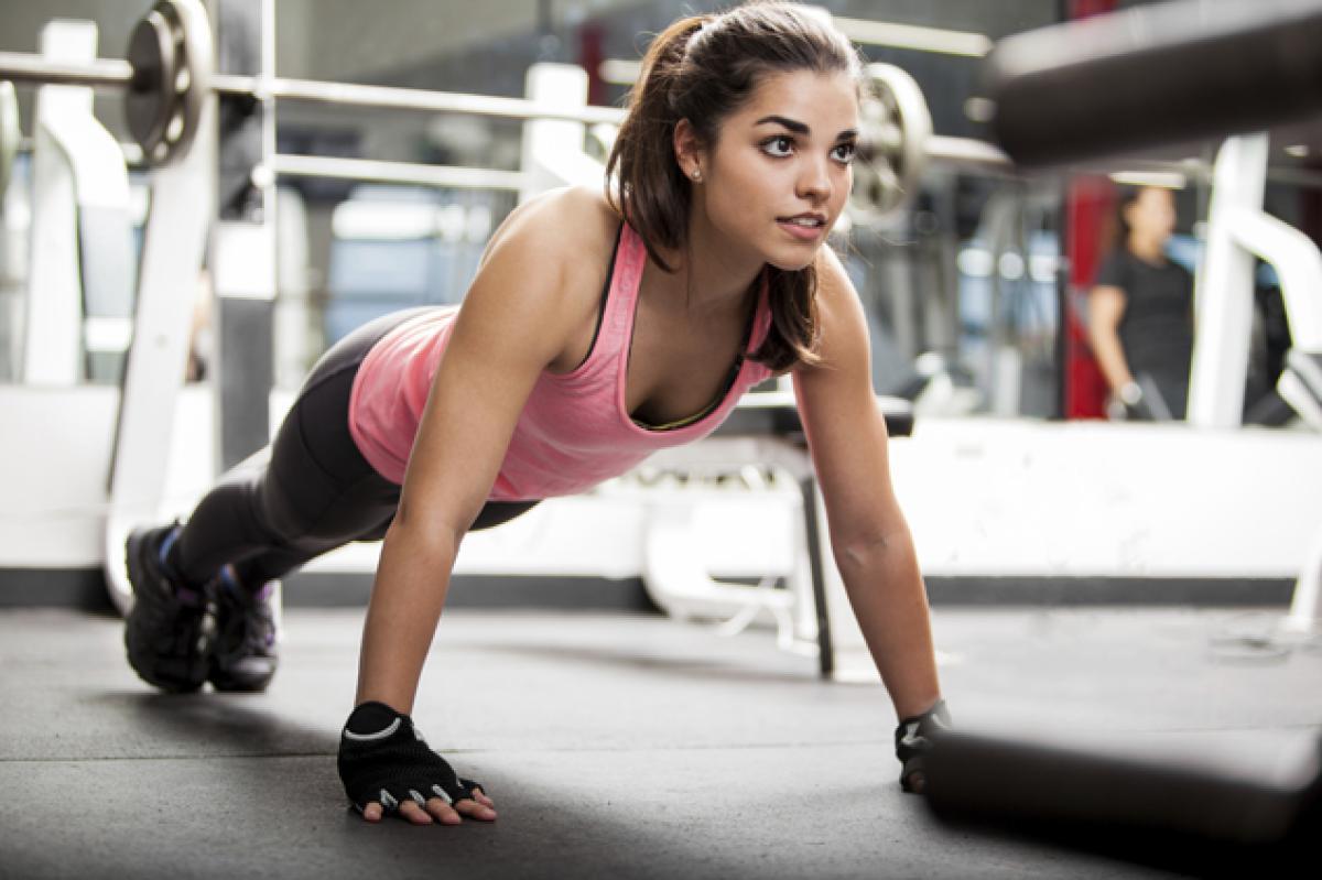 фитнес-мотивация