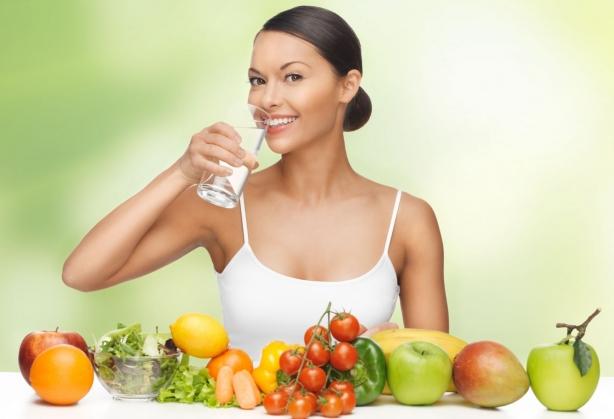 Будьте готовы, что в один из дней диета любимая подразумевает лишь питиё чистой воды