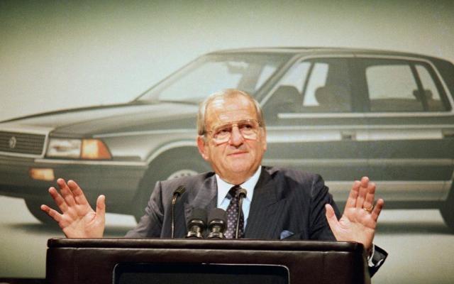 Скончался прошлый руководитель Форд иChryslerЛи Якокка