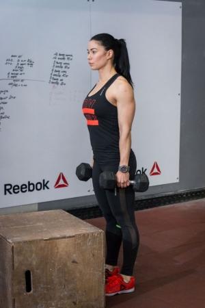 кросс-фит тренировки