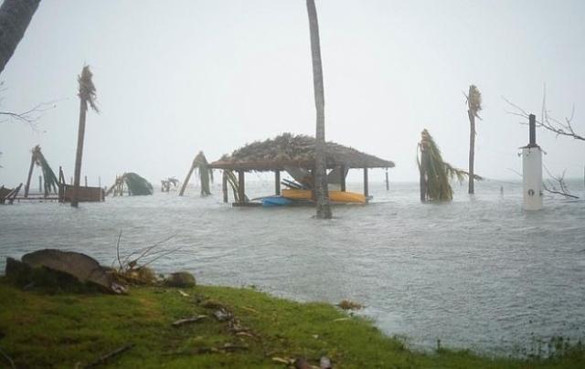 "Ураган ""Дориан"" вынес на побережье Флориды (США) килограммы кокаина"