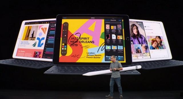 презентация эппл 2019
