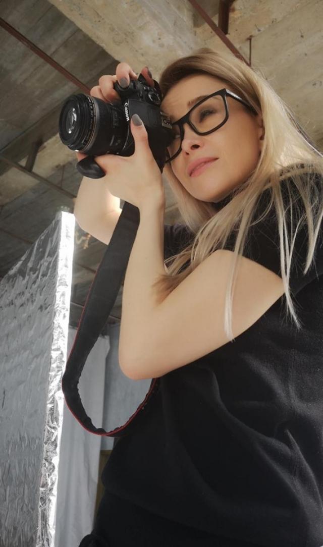 юлия волль фотограф