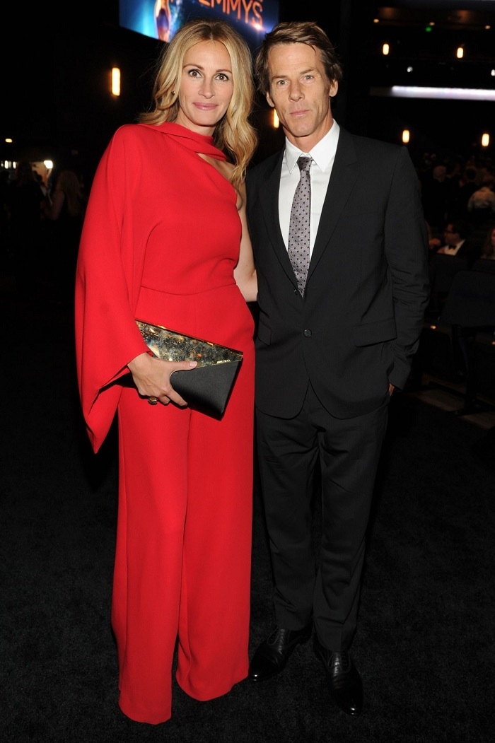 Джулия Робертс с мужем