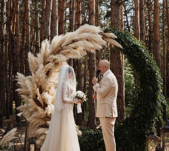Каменских и Потап свадьба